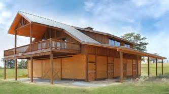 Pole Building With Living Quarters Floor Plans by Pole Barns With Living Quarters Modular Barns With Living