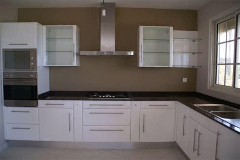 quelle couleur avec une cuisine blanche ophrey com cuisine blanche quelle peinture au mur