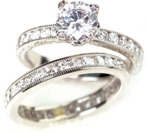 affordable wedding ring sets cheap bridal wedding ring sets gowns weddings