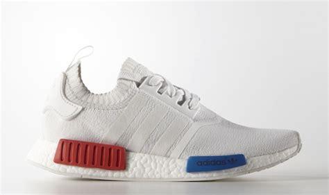 adidas nmd white blue red sneaker bar detroit