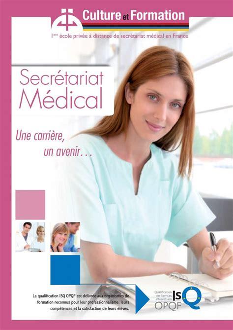comment devenir secretaire medicale deynis