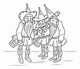 Wizard Oz Coloring Pages Munchkins Witch Printable Toto Pluspng Munchkin Drawing Supercoloring Cartoon Powerful Emerald Cat Slippers Ruby Template Spies sketch template