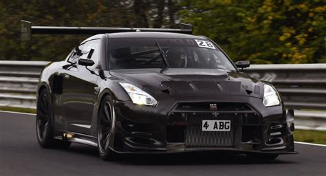 hp nissan gt   attempt ring record  weekend