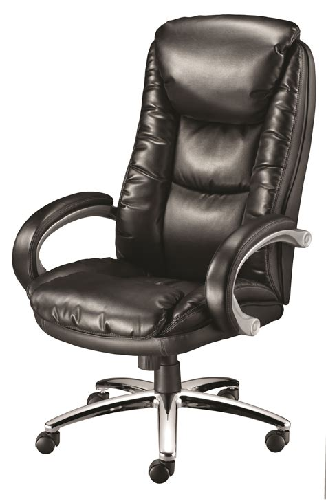 staples westerly bonded leather managers chair black ebay