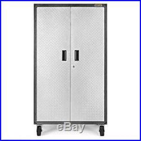 garage cabinets on wheels metal garage storage cabinets steel locking wheels mobile