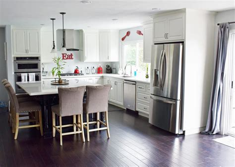 kitchen and dining room combination makeovers kitchen makeover reveal a spark of creativity 9038