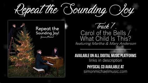 lirik carol of the bells instrumental version united