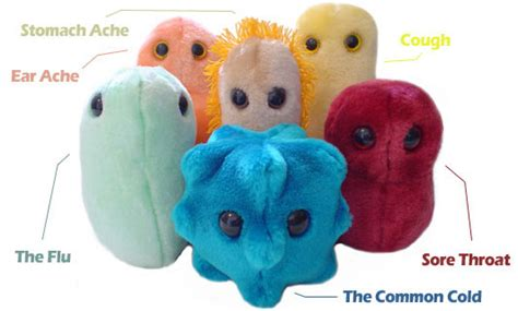 GIANT microbes   Health