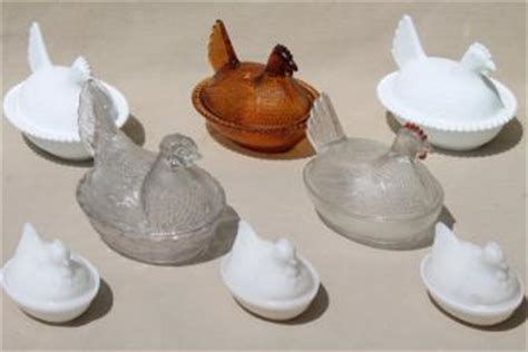 vintage chickens for your kitchen
