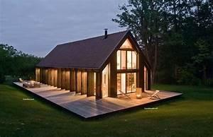 Maison En Bois Construction : inspiration maisons bois ecotech construction ~ Melissatoandfro.com Idées de Décoration