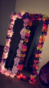 Best 25+ Flower Mirror ideas on Pinterest Diy makeup