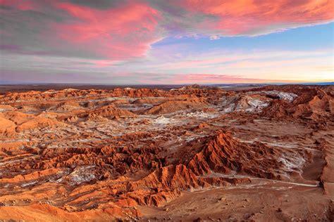 exploring chiles atacama desert