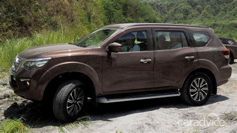 Review Nissan Terra by New Car 2018 Nissan Terra Review