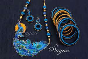 wedding rings sets for vibrant bridal silk thread jewelry jewels of sayuri