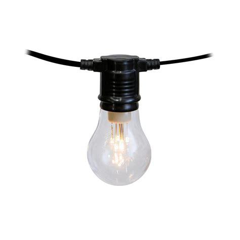 meilo creation ps60 dip 10 count 30 ft led light bulb