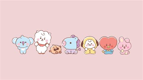 bt21 pc wallpapers