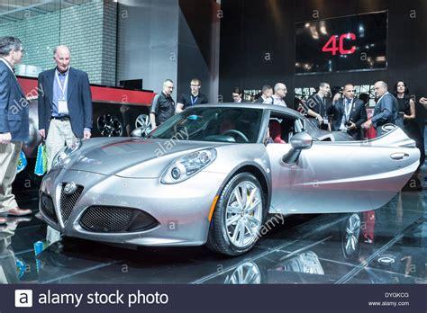 Alfa Romeo Return To Usa by Alfa Romeo 4c Stock Photos Alfa Romeo 4c Stock Images