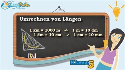 wie viele schritte sind 1 km l 228 ngen umrechnen mm cm dm meter km klasse 5 wissen