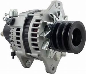 New Alternator Npr 4hk1 5 2l 317ci Isuzu Diesel Lr1110
