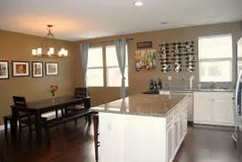 Flooring Ideas For Living Room And Kitchen by Open Kitchen And Living Room Floor Plans Home Planning Ideas 2017