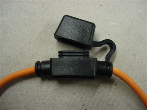 Motorcycle Fuse Holder by Mini Blade Automotive Motorcycle Boat Fuse Holder