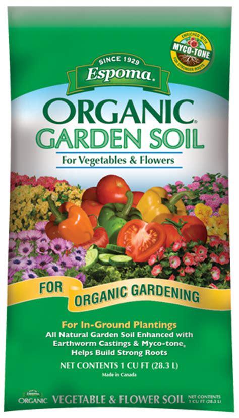 espoma organic vegetable flower garden soil espoma
