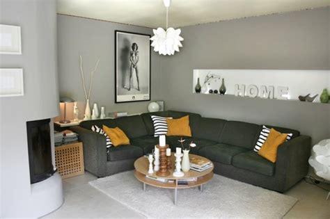 sofa gelb trendfarbe einrichtungsideen in der farbe grau solebich de