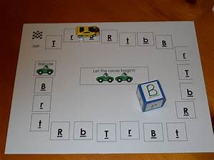 learning and teaching with preschoolers letter With letter recognition games