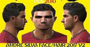 Ultigamerz PES 2009 PES 2010 PES 2011 Andre Silva Faces