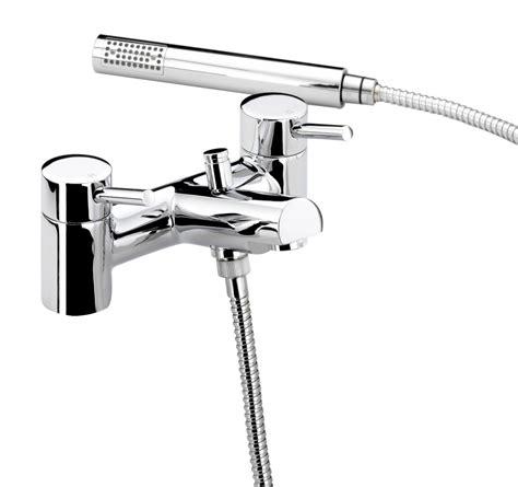 Bristan Prism Bath Shower Mixer bristan prism pillar bath shower mixer tap with kit