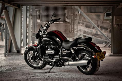 2017 Triumph Rocket Iii Roadster Review