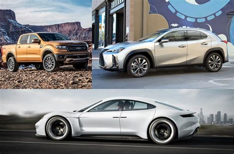 The Best New Cars Arriving In 2019