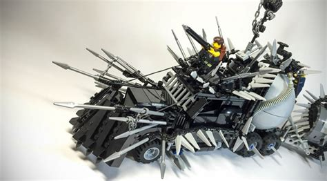 this is how mad max vehicles look like in all its lego brick mikeshouts