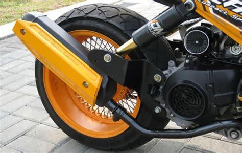 modifikasi honda beat bobber harga motor indonesia