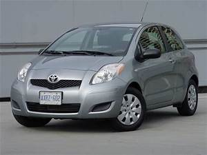 Test Drive  2009 Toyota Yaris Ce Two