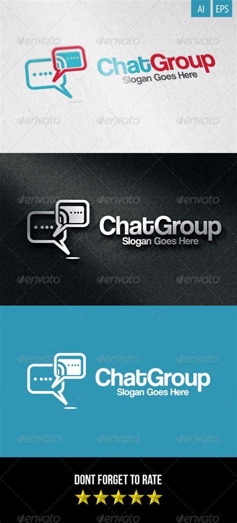 chat logo graphicriver