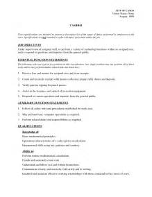 resume format template for job description family dollar cashier job description resume cashier job description responsibilities for resume