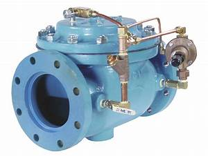 Model 108-2 Pressure Relief   Pressure Sustaining Valve