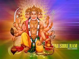 Panchmukhi Hanuman   Lord Panchmukhi Hanuman   HINDU GOD ...