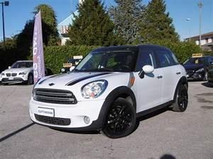 Mini Countryman Cooper D Business Automatica Euro 6b Usata 2015