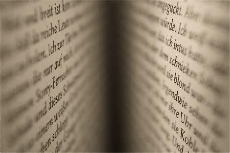 stock photo  blur book close