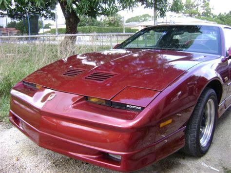 1988 Pontiac Firebird Trans Am Gta 5.7 Tpi Ws6 Digital