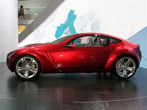 Mazda Kabura Concept High Resolution Image 2 Of 12