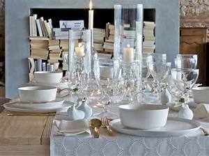 Table De Noel Traditionnelle : 40 jolies tables de f te elle ~ Melissatoandfro.com Idées de Décoration