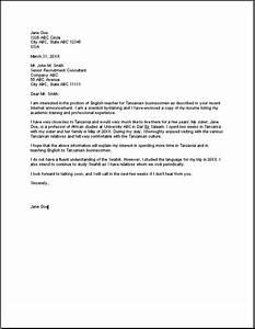 formal letter to teacher formal letter template With english formal letter template