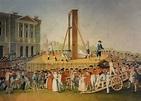 The death of Marie Antoinette, 1793 – Virily