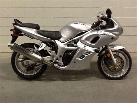 Suzuki Sv650s For Sale 2002 suzuki sv650s sportbike for sale on 2040 motos