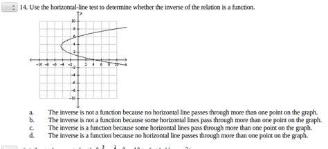 test mit einer horizontalen linie mathelounge