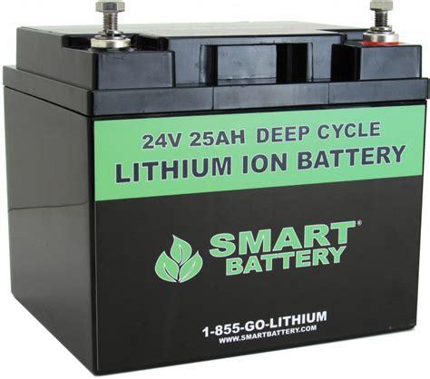 24 volt batterie 24v 25ah lithium ion battery 24v 25ah lithium ion battery smart battery 174 12 volt lithium