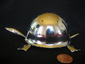 Chrome Turtle | Significant Objects